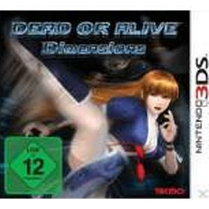 3DS DEAD OR ALIVE [Nintendo 3DS]